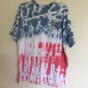 J.B.'s Fish Camp Tie Dye T-shirt